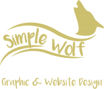 Simple Wolf Graphic & Web Design